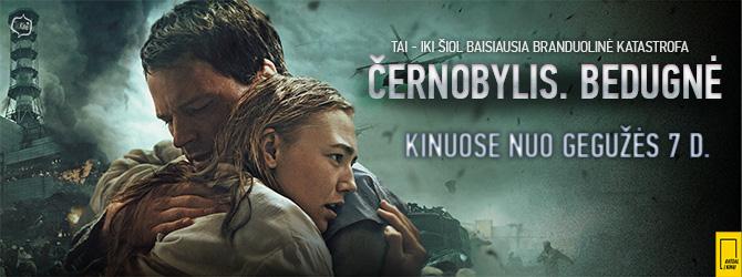 Černobylis. Bedugnė